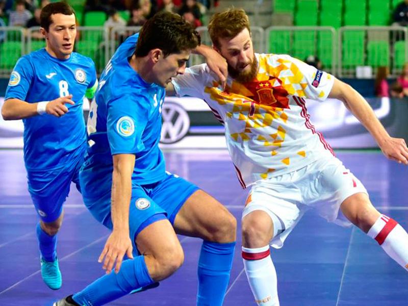 Selección de fútbol sala de Kazajistán