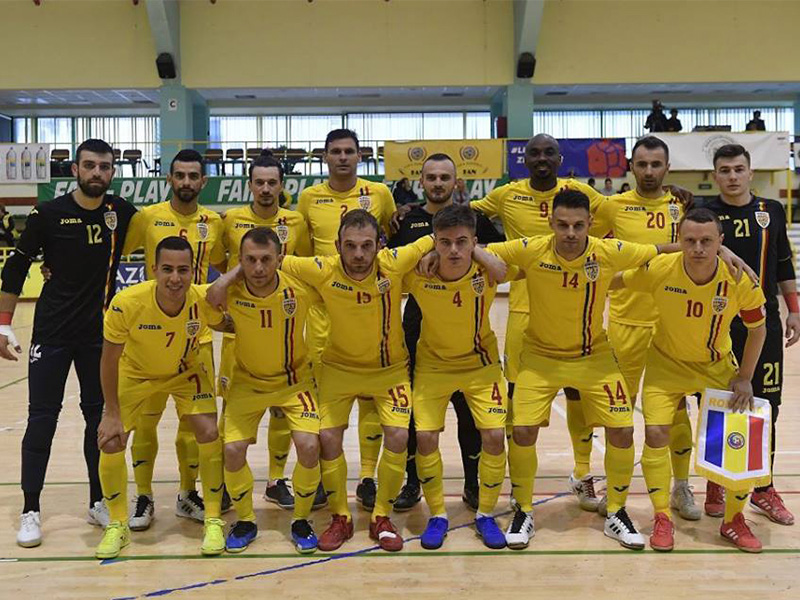 Romanian national futsal team