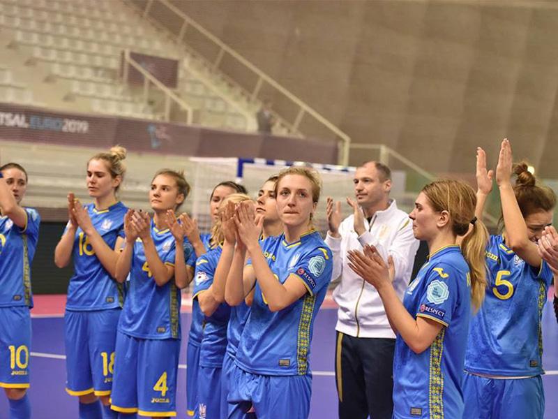 Ukraine's national futsal team