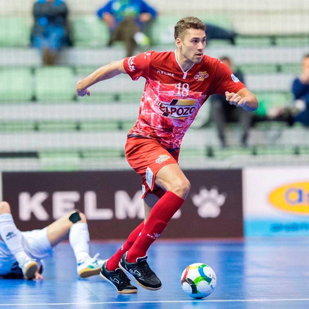 The Futsal Brand | Jean Pierre (Pito) | JOMA SPORT