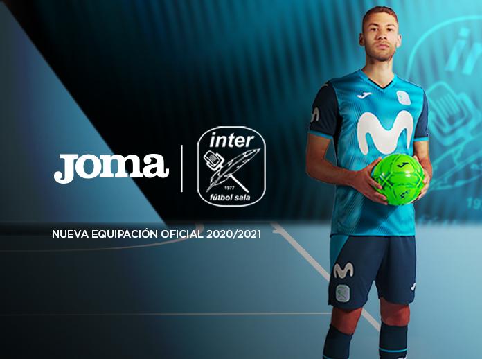 Nuevas equiparaciones de Movistar Inter 2020/2021