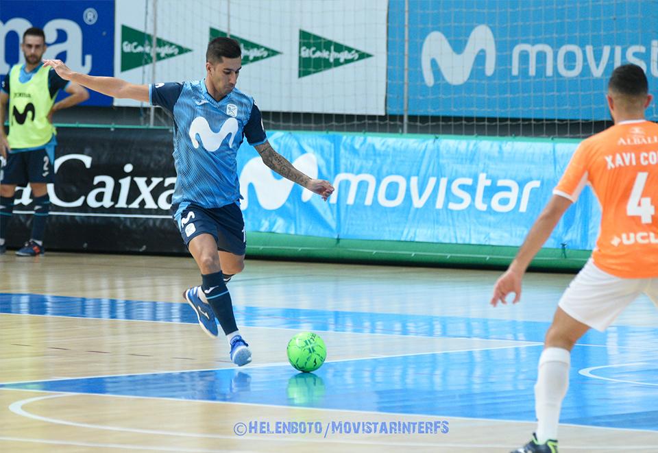 Movistar Inter FS se lleva el VI Memorial Manuel Saorín - Trofeo Ciudad de Torrejón ante Viña Albali Valdepeñas (7-3)
